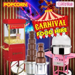 Fun Food / Carnival Food Hire
