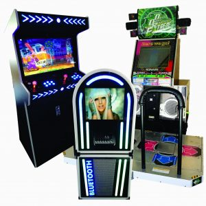 Arcade & Pinball Machine Hire